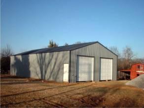 Industrial Metal BuildingsImage
